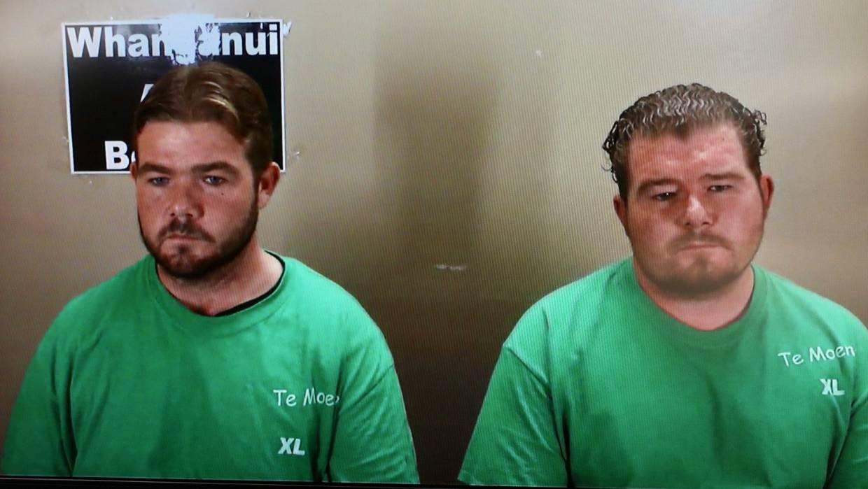 Brothers who rejected 'unruly tourist' link accused of new frauds worth over $10k